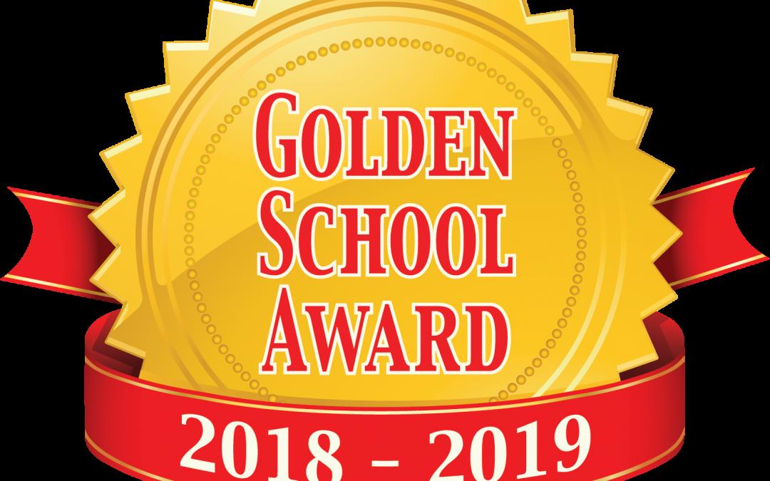 Golden School Award 2018-2019